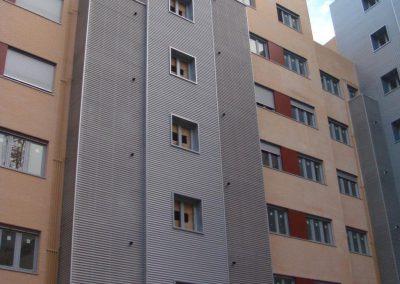 Embocadura de ventanas (foto 3)