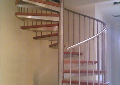 Escalera de caracol (foto 3)