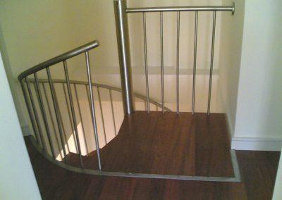 Escalera de caracol (foto 2)