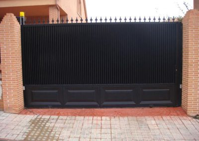Puertas de garaje (foto 2)