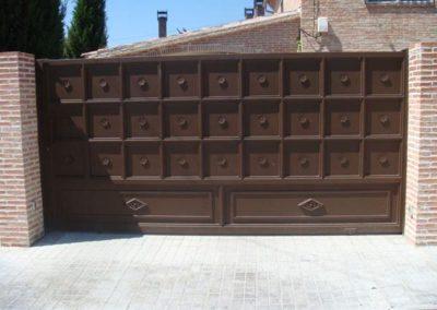 Puertas de garaje (foto 3)