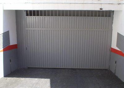 Puertas de garaje (foto 6)