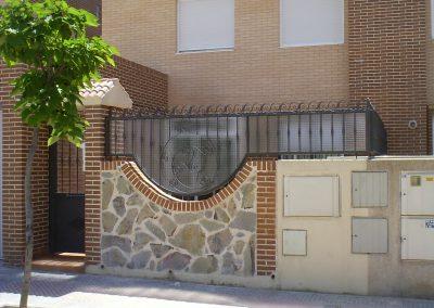 Puertas de vivienda (foto 6)